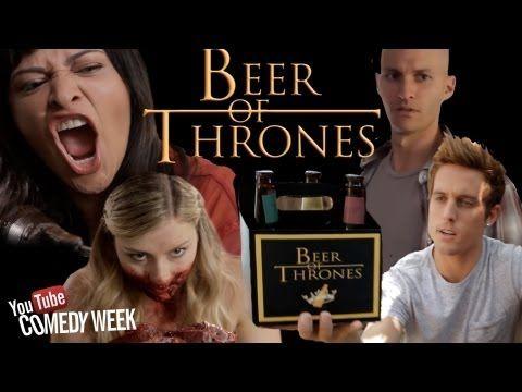 Youtube presents Beer of Thrones.