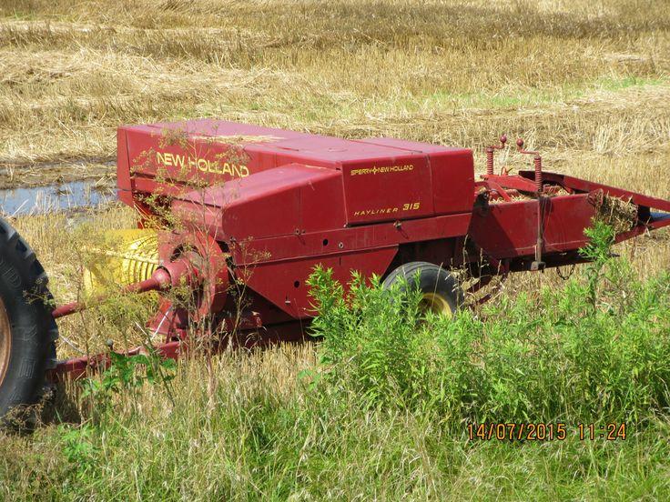 D Cfe A A C Ab Fcf E Baler Vintage Farm