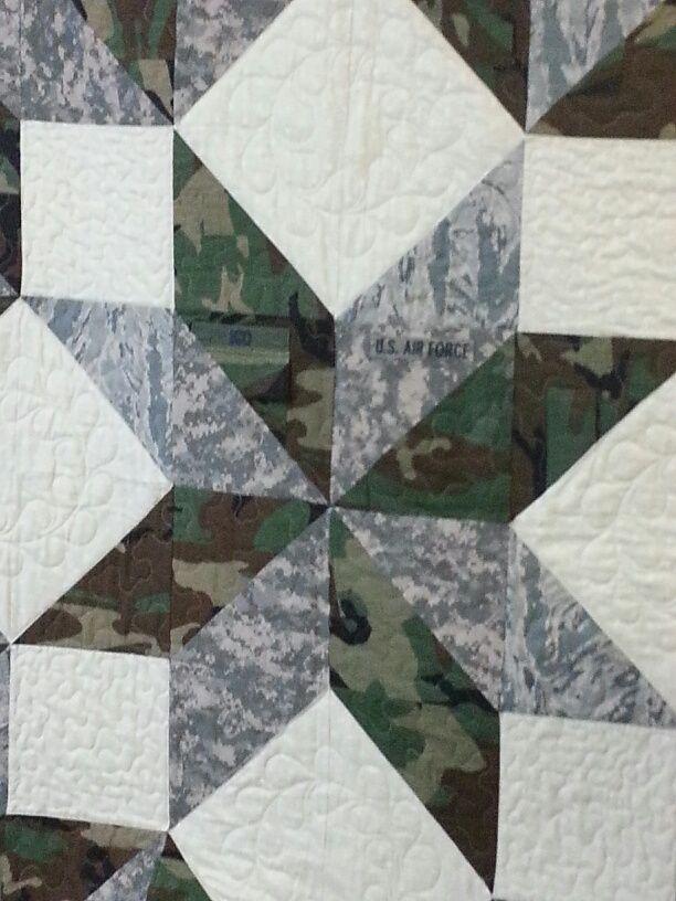 Military Uniform Quilt Quilts Pinterest Military