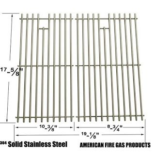 Grillpartszone- Grill Parts Store Canada - Get BBQ Parts, Grill Parts Canada: Dyna Glo Cooking Grid   Replacement 2 Pack Stainle...