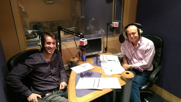 21 Apr 2015 Managing radio interviews at studios in central London today. Motoring expert, Quentin Willson, and pyscho-acoustician, Dr Duncan Williams being interviewed by national and local radio stations about positive impacts of quiet interiors of electric vehicles on the mood and stress levels of drivers and passengers. Part of our work for the Go Ultra Low campaign #EVquietinteriors