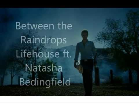 From the 2012 Lifehouse album Almeria, a lyric video of my newest favorite: Between the Raindrops.