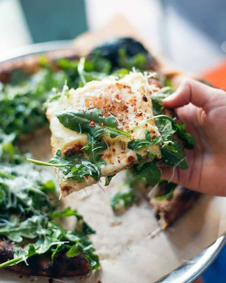 Best Pizza in San Francisco - PIzza Hacker Restaurant Bernal Heights