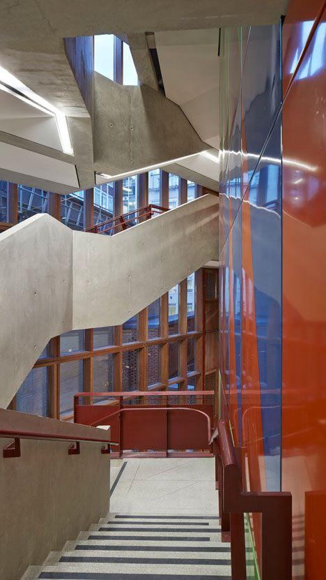 Economic Interior Design Ideas: Saw Swee Hock Student Centre At London School Of Economics