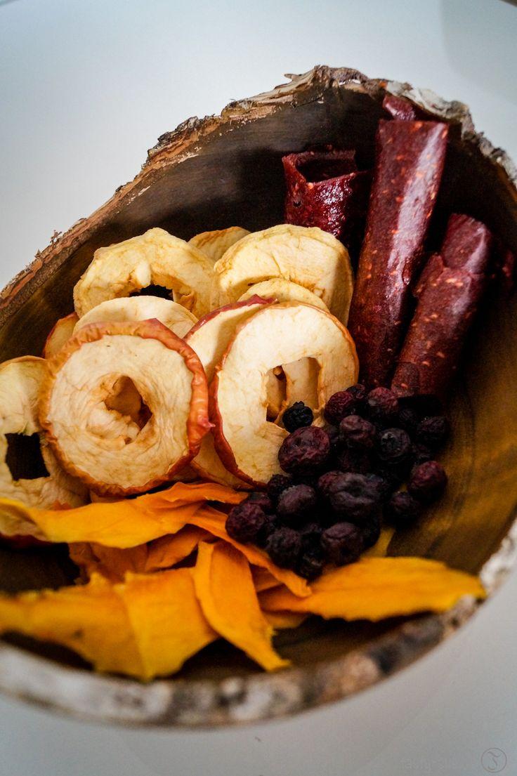 Trockenobst - ein gesunder Snack für Zwischendurch