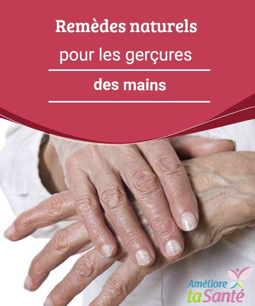 Remèdes naturels pour les gerçures des mains   Avec l'hiver, nous avons bien du mal à garder de jolies mains ! Nous vous proposons donc aujourd'hui des remèdes naturels pour les gerçures des mains.