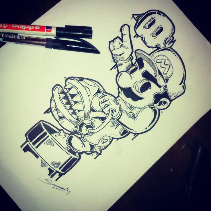 Mr. Mario Bross