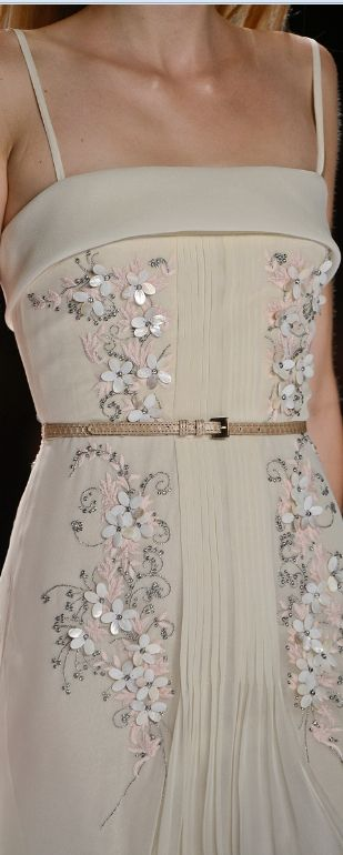 this is so pretty maybe if was in like a light pink i might wear this. but i dont think i could pull it off