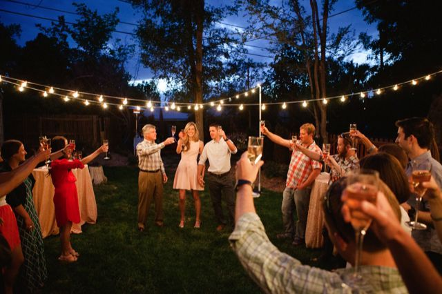 7 Simple Steps to Help You Throw an AWESOME Engagement Party - Wedding Party