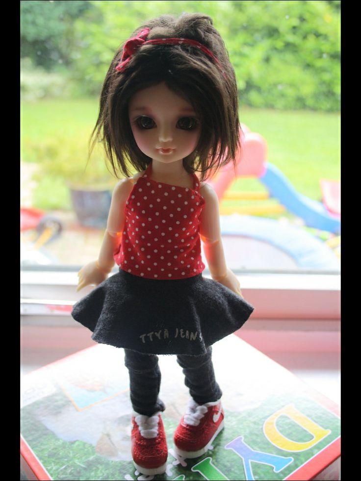 My little girl Volks YoSD Tanpopo