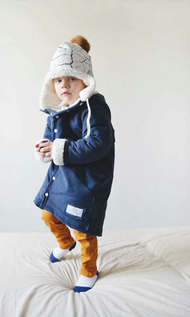 LAPAJ slow fashion for children