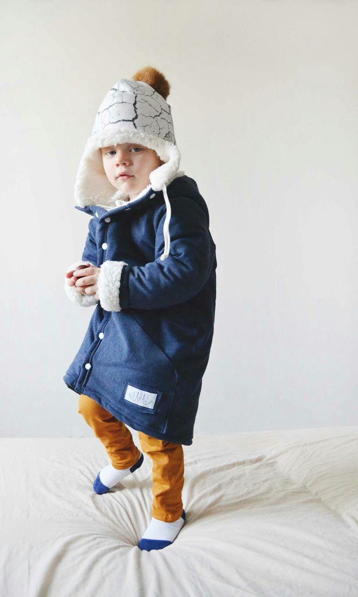 LAPAJ slow fashion for children