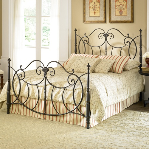 Shannon Iron Bed by Fashion Bed Group