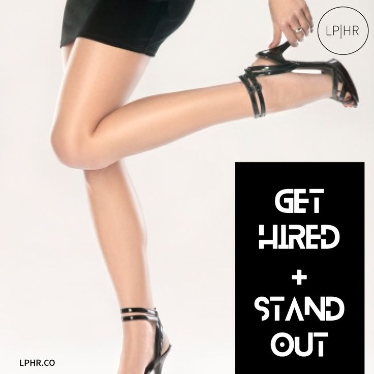 Get Hired + Stand Out in Your Career // http://bit.ly/1oKoms8