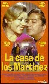La casa de los Martínez [Vídeo (DVD)] / dirigida por Agustín Navarro Publicación Madrid : Suevia films, [2010?]