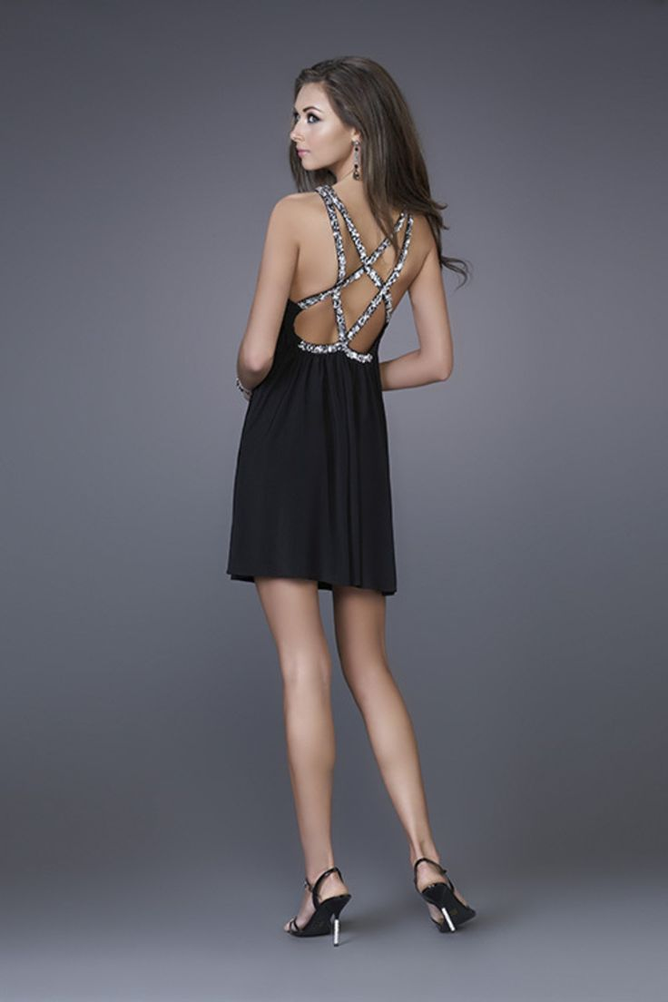 Cute and classy - Homecoming - Pinterest - Homecoming Dresses ...