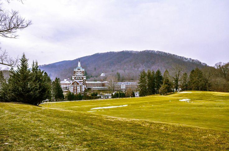 USA - West Virginia - Hot Springs