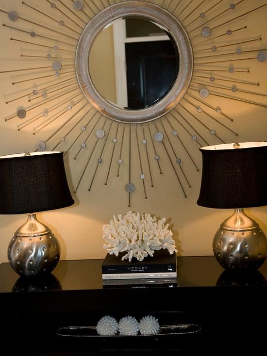 Marvelous Decorating With Mirrors: Home Decorating Ideas