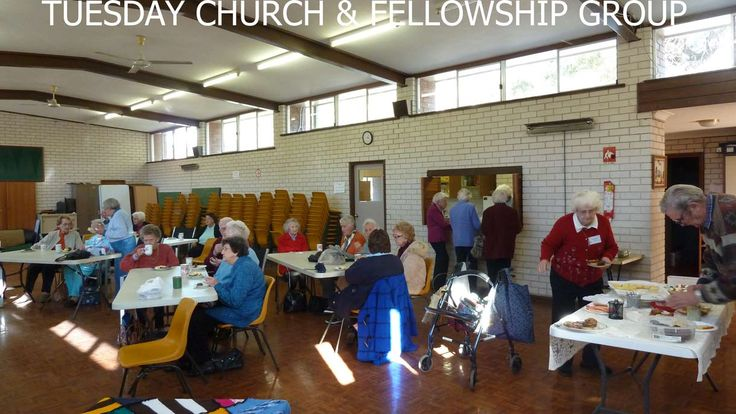 Tuesday Church - Caringbah Uniting Church Seeking to Serve Christ