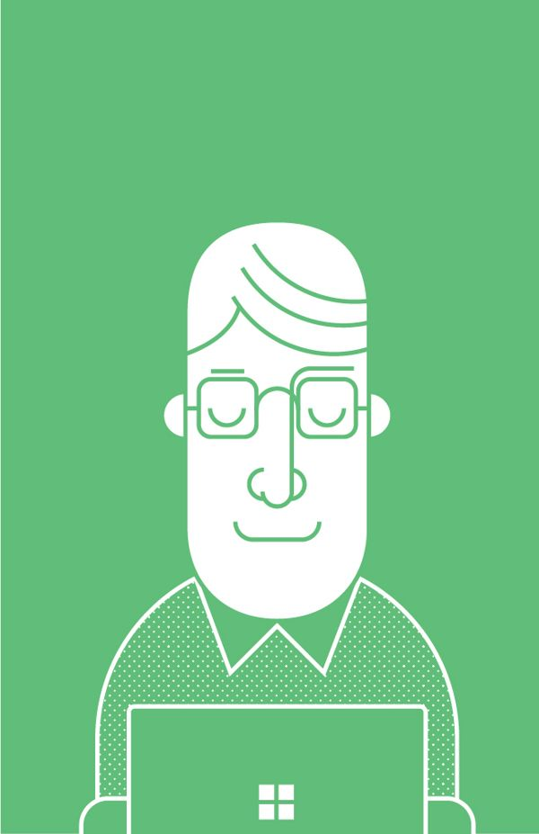 Game Changers  (by Gustavo Quintana)  Game Changers is a collection of Vector Illustrations of Silicon Valley's most Notable Game Chan...