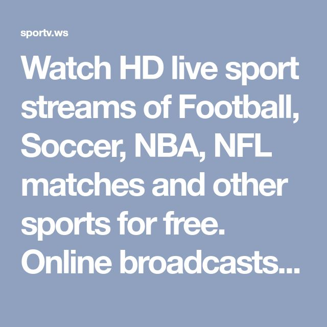 Livesportstreams