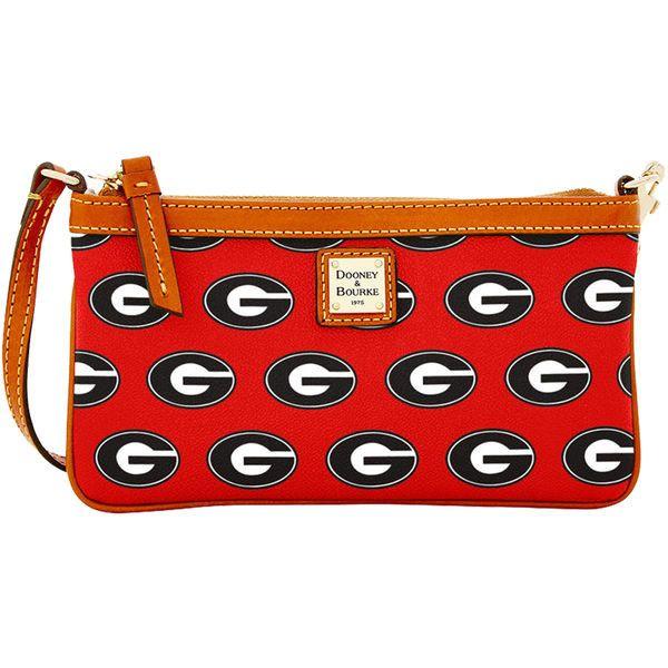 Georgia Bulldogs Dooney & Bourke Women's Wristlet - Red