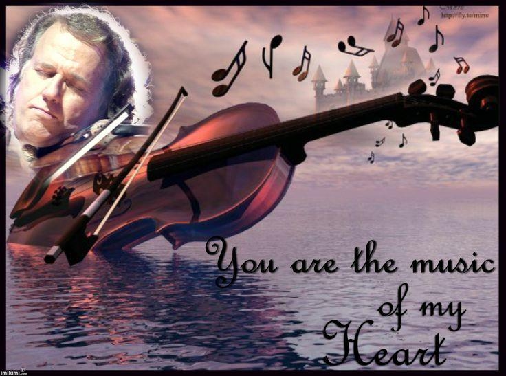 Andre Rieu … Bagpipes and Amazing Grace!! Muziek, Cello