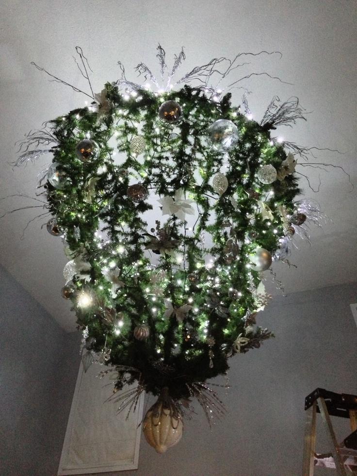 Upside Down Christmas Tree Holidays And Celebrations