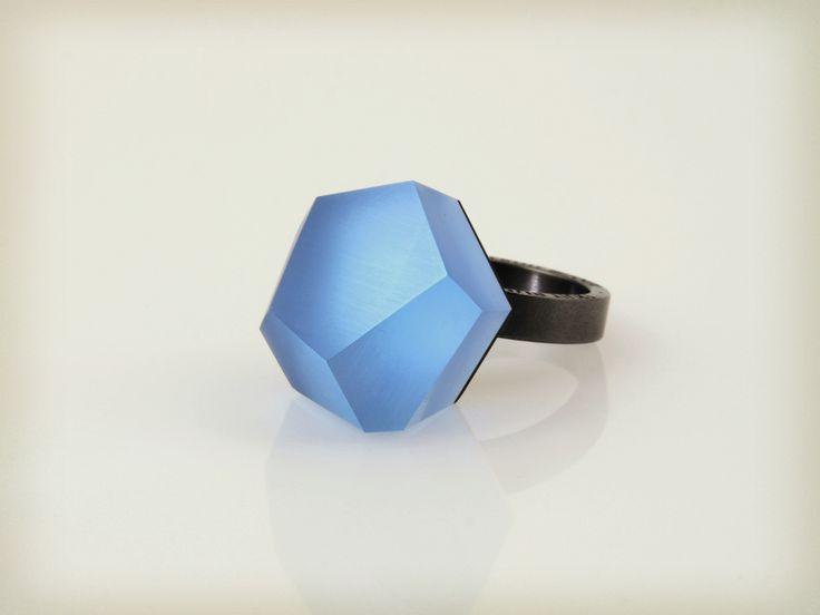 Vu - phtallo blue, ruthenium ring - =PYO=