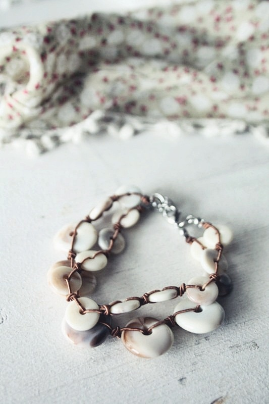 Nordljus Home - Bracelet Botton Love - LUCKY LINA