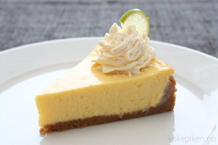 Key Lime Pie |