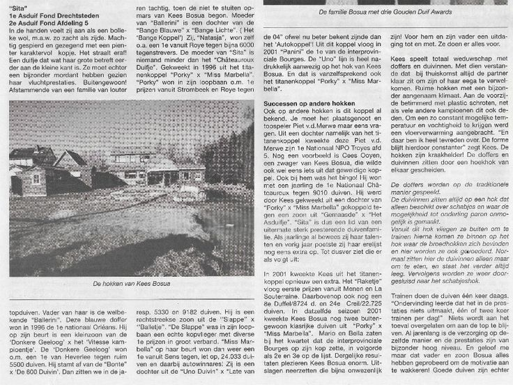 Fondkrant 2003   Website Kees Bosua