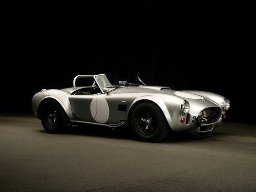 "The ultimate ""kit"" car, AC Cobra"
