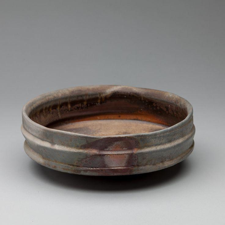 Bowl – Owen Nelson Anagama Wood-Fired Stoneware / Ceramics