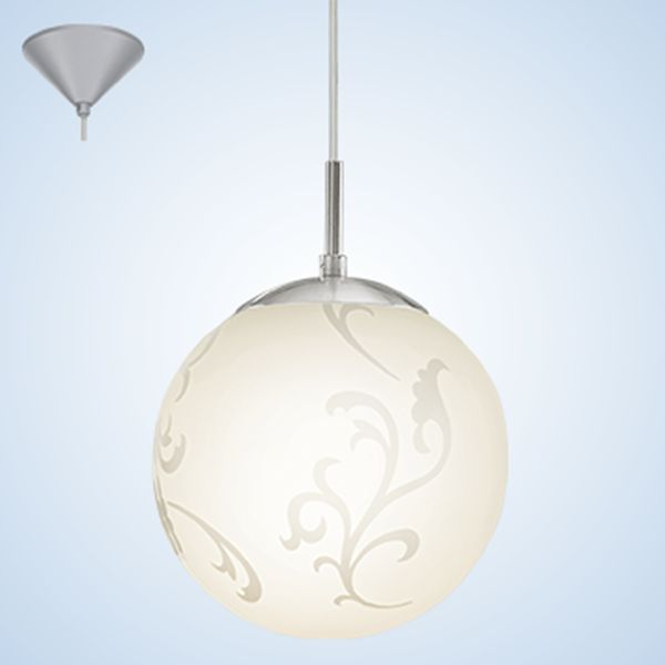 Pendul iluminat decorativ interior Eglo, gama Rebecca, model 90741 http://www.etbm.ro/eglo
