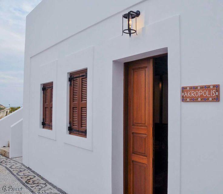 Villa Eftihia Lindos Rhodes Greece
