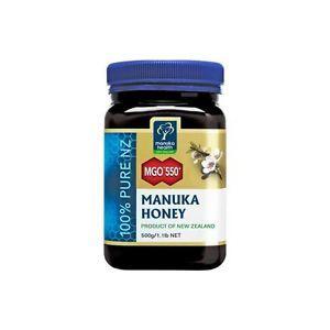 Manuka Health MGO 550+ Manuka Honey (500g)