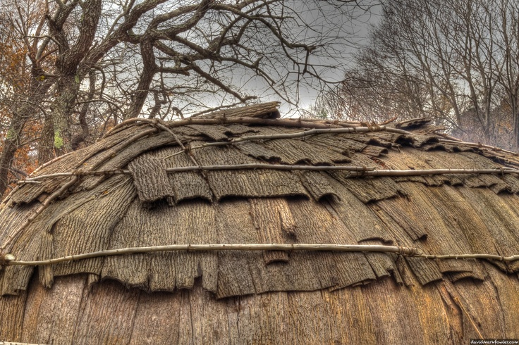 Wampanoag Homesite Plimouth Plantation Massachusetts