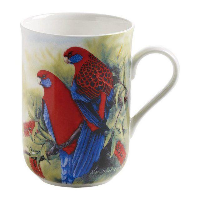 Pin Von Bonnie Grant Auf Glass Bird Teacups In 2020 Teetasse Becher Tassen