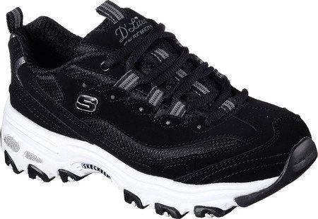 Skechers Women's D'Lites Sneaker,Biggest Fan/Black,US 5.5 M - http://all-shoes-online.com/skechers-3/5-5-b-m-us-skechers-sport-womens-dlites-dliteful-7-5-m