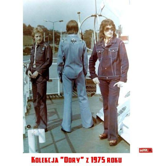 """Kolekcja """"Odry"""" z 1975 roku"""