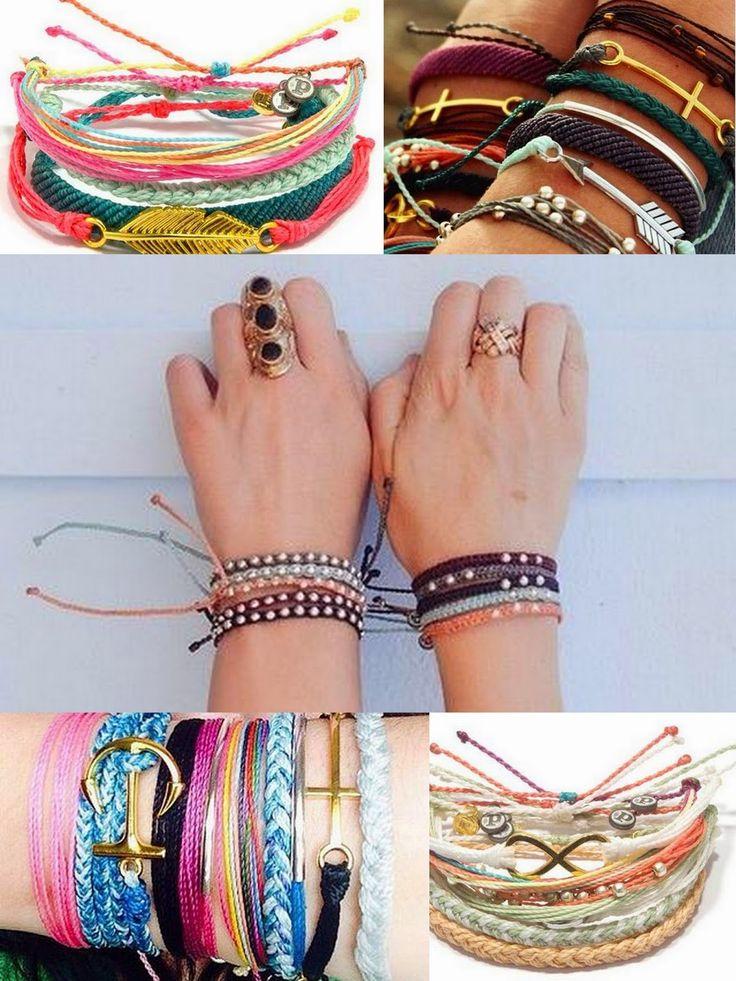 Charm Bracelet - Bracelet - Floral Lines by VIDA VIDA FcQk9