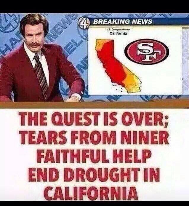 49ers humor