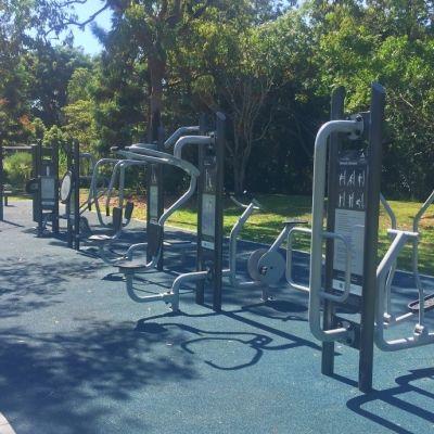 Akuna Street Park – Brisbane QLD