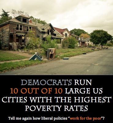 Image result for Another American City Destroyed by the Democrats