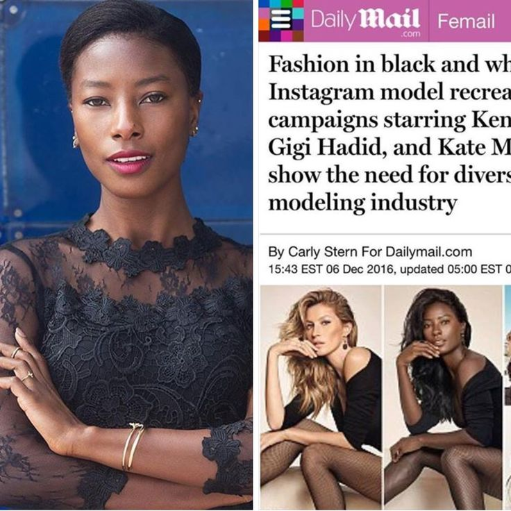 Liberia's super model, Deddeh Howard will be on @goodmorningamerica on ABC television tomorrow (Dec 9, 2016) at 8:20 am PST as well, speaking about The #blackmirror.  Congratulations @deddeh_howard. This is just the beginning for ever greater things. @goodmorningamerica @abcnetwork @raffaelphoto_com @raffael3d 😋🙏🏾🙏🏾🙏🏾 #blackmirrorchallenge #liberiangirlmagic #liberiangirlsrock #madeinliberia #lsvmagazine