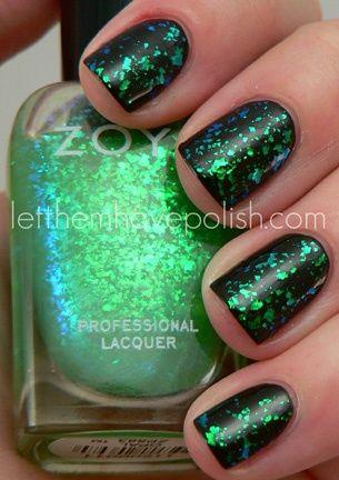 st patricks day nail designs | st-patricks-day-nails | Fashion/Style