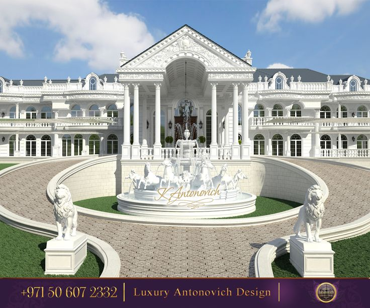 Palace Exterior Design The Most Beautiful View With A Touch Of Splendour Everything Is