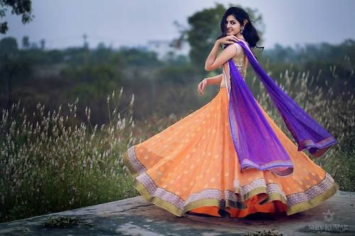 IT'S PG'LICIOUS — copyright: shiv kumar #anarkali #indian fashion
