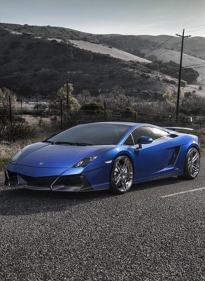 Lamborghini Gallardo #CarFlash